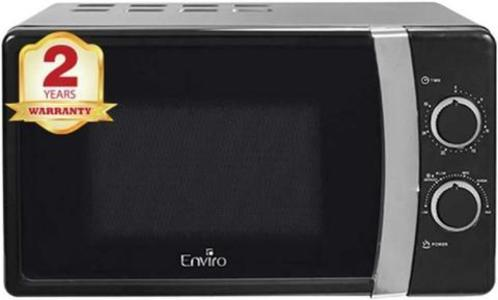 Enviro - Cooking Microwave Oven - ENR-23XM3-B 23L - BlackHurry up! Sales Ends in