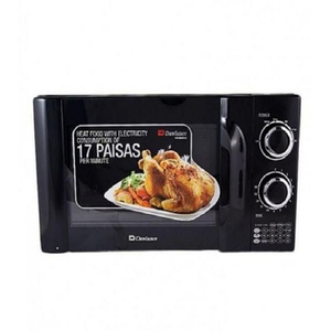 Dawlance - Classic Series Microwave - BlackHurry up! Sales Ends in