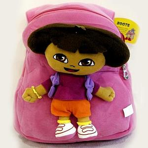 Dora Stuffed Bag - PinkHurry up! Sales Ends in