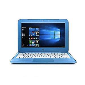 HP - Stream 11-Y004Tu - 11.6 HD LED - Intel Celeron N3050 - 1.6Ghz - 4GB RAM - 32GB SSD Refurbished - Aqua BlueHurry up! Sales Ends in