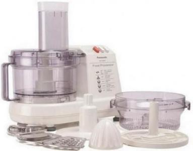 Panasonic - Food Processor MK-5086M - WhiteHurry up! Sales Ends in