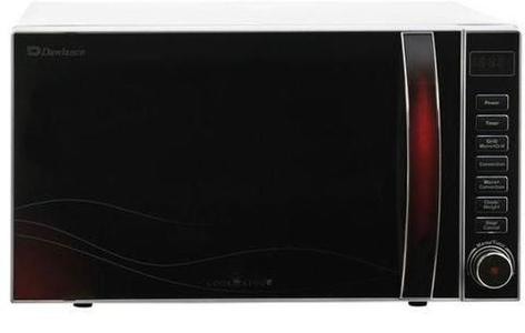 Dawlance - DW-112CHZ Convection and Baking Series Microwave Oven 20 Ltr - Black & RedHurry up! Sales Ends in