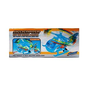 Battery Operated Helicopter for kids - MulticolourHurry up! Sales Ends in