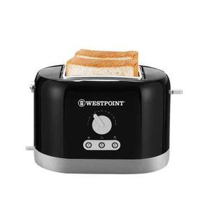 Westpoint - 2 Slice Toaster - WF-2538 - BlackHurry up! Sales Ends in