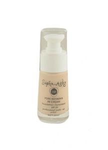 Sophia Asley 3 in 1 Pore Refining BB Cream Foundation , Sunscreen SPF20 - 2 Ivory