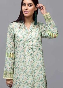 Gul Ahmed Printed Lawn Unstitched Kurties GAB19-L3 SL-748 - Mid Summer Collection