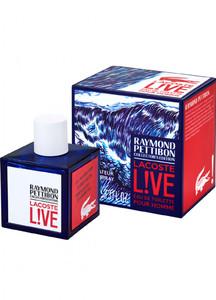 Lacoste Raymond Pettibon men\'s perfume EDT