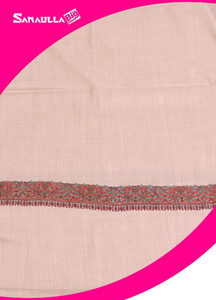 Sanaulla Exclusive Range Textured Pashmina Shawl 58 - Formal Collection
