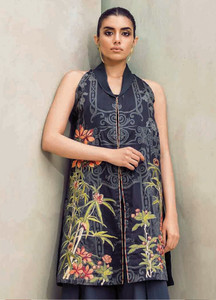 Cross Stitch Embroidered Lawn Unstitched 2 Piece Suit CS18-L2 16 - Spring / Summer Collection