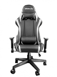 RAIDMAX Drakon DK-706 Gaming Chair- White