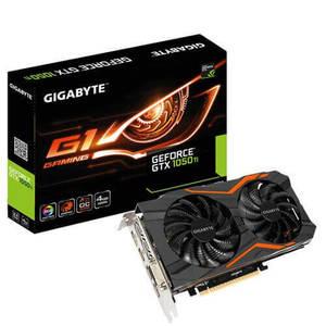 Gigabyte GeForce GTX 1050 Ti G1 Gaming  4GB (GV-N105TG1 GAMING-4GD)