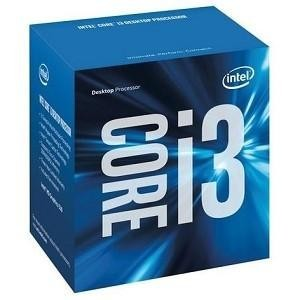 Intel Core i3-7100 7th Gen Core Desktop Processor 3M Cache 3.90 GHz