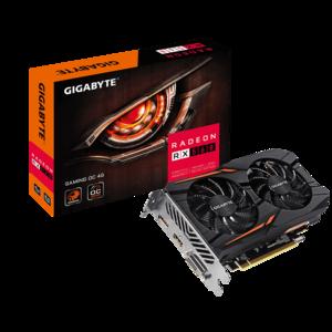 Gigabyte Radeon RX 560 Gaming OC 4GB GDDR5 Graphics Card (GV-RX560GAMING OC-4GD)