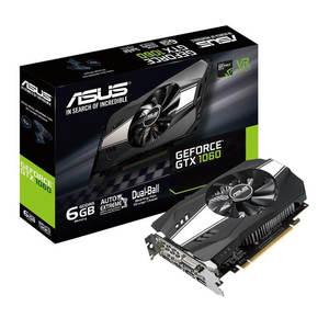ASUS PH-GTX1060-3G GDDR5 3GB 192-Bit Powered By NVIDIA GeForce GTX 1060