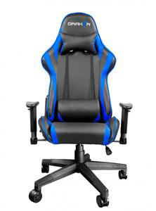 RAIDMAX Drakon DK-706 Gaming Chair- Blue
