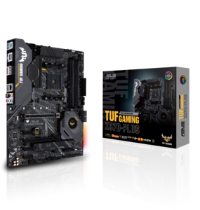 ASUS AM4 TUF Gaming X570-Plus ATX Motherboard
