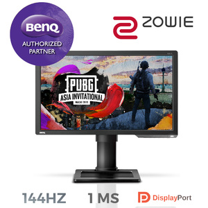 BenQ ZOWIE XL2411P 24 inch 24 144Hz 1ms Esports Gaming Monitor (Ready for PUBG)