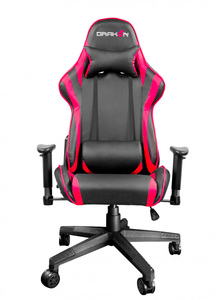 RAIDMAX Drakon DK-706 Gaming Chair- Red