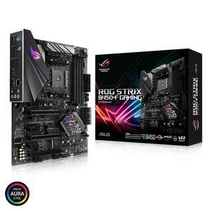 ASUS Republic of Gamers Strix B450-F Gaming AM4 ATX Motherboard
