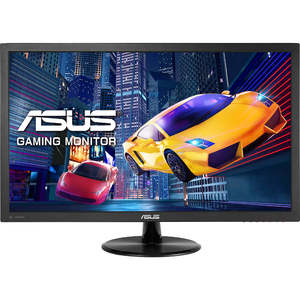 ASUS VP247QG Gaming Monitor  23.6 inch  Full HD  1ms  75Hz  Adaptive-Sync/FreeSync  Flicker Free  Blue Light Filter