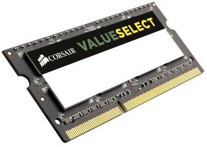 Corsair 8GB DDR3 SODIMM Memory (CMSO8GX3M1A1600C11)