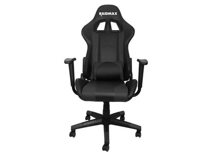 RAIDMAX Drakon DK-702 Gaming Chair- Black