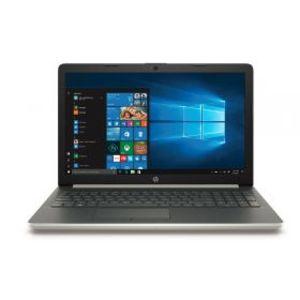 "HP 15 DA0073ms - 7th Gen Ci5 08GB 2-TB HDD 15.6"" HD 720p Touchscreen Win 10 (Natural Silver)"