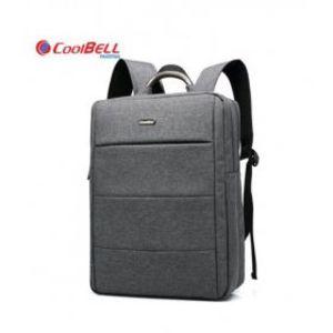 "CoolBell 15.6"" Laptop Backpack Black (CB-6507)"