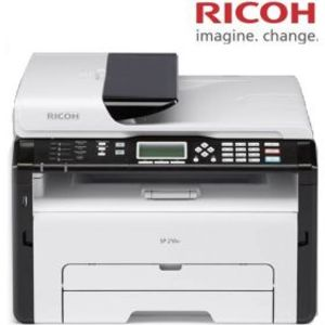 Ricoh LaserJet SP210SF 4 in 1 (Printer + Copier + Scanner + Fax)