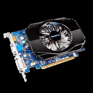Gigabyte NVIDIA GeForce GT-730 (GV-N730-2GI) 2GB 128-Bit DDR3 PCI Express Graphic Card (Brand Warranty)