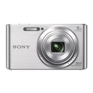 Sony Cyber-Shot DSC-W830 20.1 MP Digital Camera White