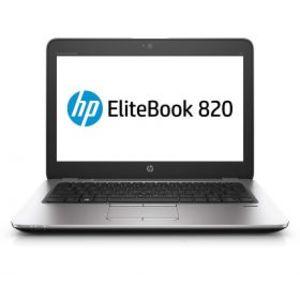 HP Elitebook 820 G3 - 6th Gen Core i5 04GB 500GB HDD 12.5'' Display Intel Backlit Silver (Used)