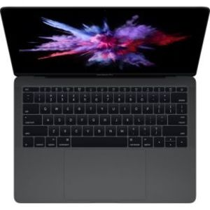 "Apple Macbook Pro MPXQ2 - 7th Gen Ci5 08GB 128GB SSD 13.3""Retina Display Intel Iris Plus Graphics 640 Mac OSx Sierra (Space Gray - Mid 2017)"