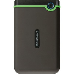Transcend Storejet 25M3 1TB External Portable Shockproof Hard Drive (2 Years Warranty)