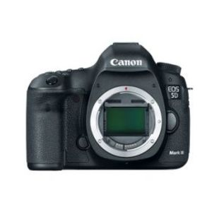 Canon EOS 5D Mark III 22.3 MP DSLR Camera Black (Lens Option)