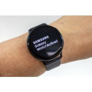Samsung Galaxy Active 2 Stainless Steel Smart Watch (44mm) - Black