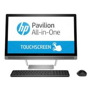 HP Pavilion All-in-One Desktop PC- 24-b010a (Touch) - AMD A9 2.9 GHz 08GB 2TB DVDRW Integrated Radeon R5 Series Graphics WIFI Bluetooth With Keyboard & Mouse (Open Box)