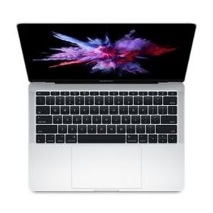 "Apple Macbook Pro MPXU2 - 7th Gen Ci5 08GB 256GB SSD 13.3""Retina Display Intel Iris Plus Graphics 640 Mac OSx Sierra (Silver - Mid 2017)"
