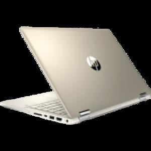 "HP Pavilion x360 14t DH1003dx Comet Lake - 10th Gen Core i5 08GB 256GB SSD 14"" Full HD Micro Edge Convertible Touchscreen Display B&O Play Backlit KB Windows 10 (Pale Gold)"