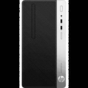 HP ProDesk 400 G6 MT - 9th Gen Core i3 9100 04GB 1TB Hard Drive DVDRW Keyboard & Mouse (Customize Menu Inside)