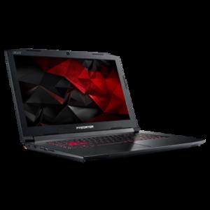 "Acer Predator HELIOS 300 - 8th Gen Ci7 HexaCore (9-MB Cache) 16GB 512GB SSD 17.3"" Full HD 1080p IPS LED 144Hz 6-GB Nvidia GeForce GTX1060 W10 Backlit KB"