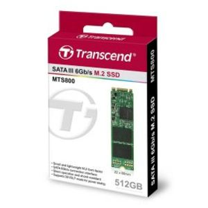 Transcend 512GB SSD M.2 MTS800 Solid State Drive