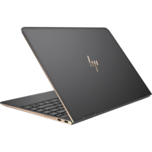 """HP Spectre x360 Convertible 13t With HP Active PEN - 8th Gen Ci7 QuadCore 16GB 512GB SSD W10 B&O Speakers 13.3"""" Full HD Infinity Touchscreen B&O Speakers (Dark Ash, Sleeve Included)"""