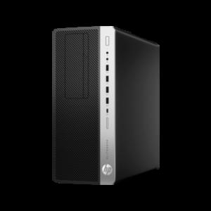 HP EliteDesk 800 G4  a Ci7 8700 8th Gen4GB 1TB Sata Hard Drive  DVDRW Keyboard & Mouse ( year Card Warranty)