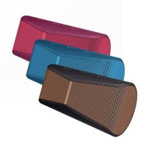 Logitech X300 Wireless Mobile Speaker (Black,Blue,Red) (Brand Warranty)