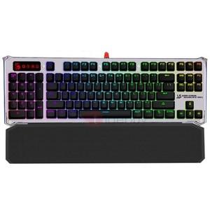 A4Tech B845R Light Strike Left-Num RGB Animation Gaming Keyboard