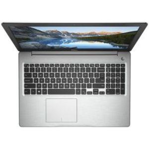 """Dell Inspiron 15 5570 - 8th Gen Ci5 QuadCore 08GB 1TB 15.6"""" Full HD 1080p Touchscreen Win 10 Backlit KB (Silver)"""