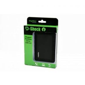 "Digistor D-Shock Rugged 1TB Portable USB 3.0 Hard Drive (2.5"")"