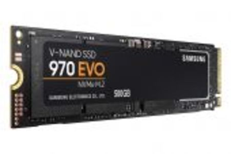 Samsung 970 EVO 500GB / 01TB NVMePCIe M.2 Solid State Drive