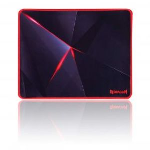 Redragon P012 Stitched Edges, Premium-Textured Mouse Mat, Non-Slip Rubber Base Gaming Mousepad